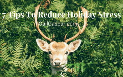 7 Exquisite Strategies to Reduce Holiday Stress with Relatives