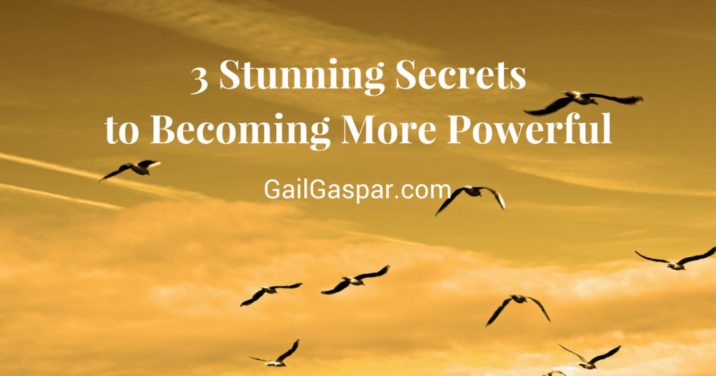 becoming more powerful