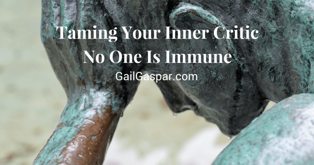 taming your inner critic