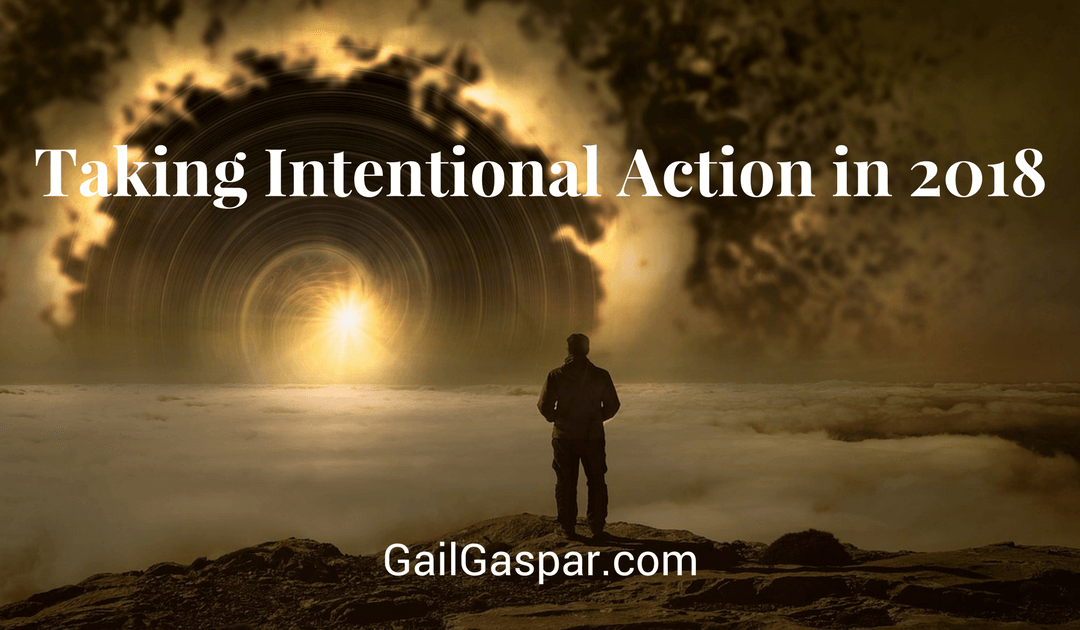 Allow Your Dream Into The Light By Taking Intentional Action In 2018