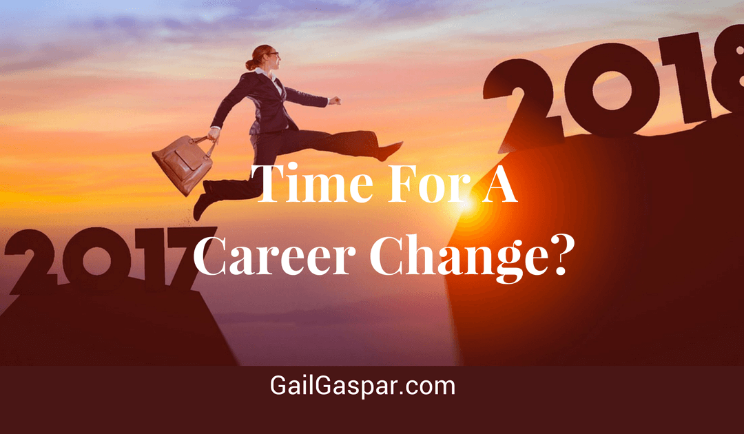Is It Time For A Career Change? Here's 5 Clues To Look For